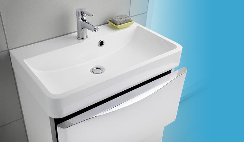 Badmeubels wasttafels en speigelkasten goedkoop bij douchemeister