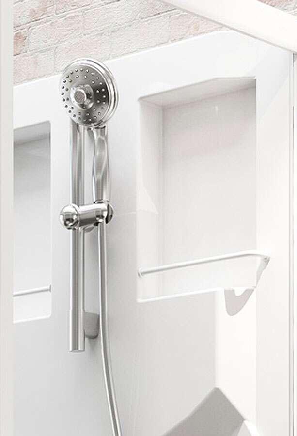 schulte juist complete u douchecabine set 80 x 210 cm d1916504. Black Bedroom Furniture Sets. Home Design Ideas