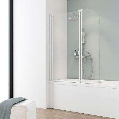 badwanden in vele modellen voordelig bij douche. Black Bedroom Furniture Sets. Home Design Ideas